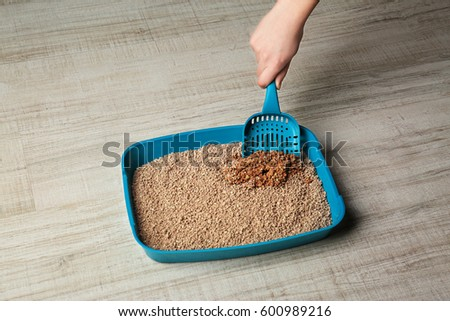 Kitty Litter Box Stock Images Royalty Free Images