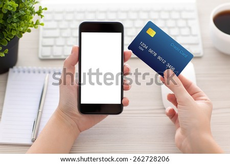 how to pay over the phone with a credit card