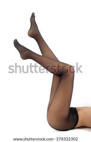 Background Pantyhose Are