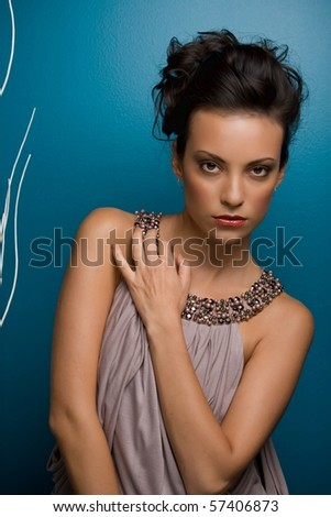 Female Model - stock photo