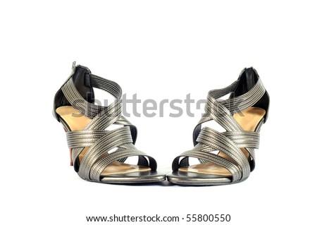 female shoes - stock photo