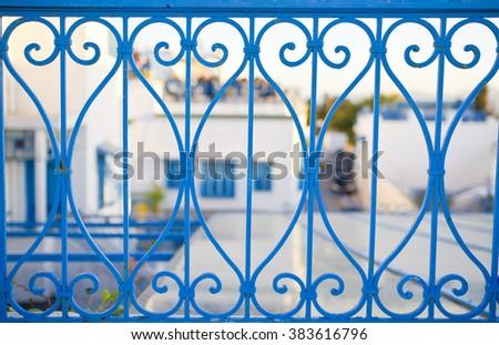 Fense - stock photo