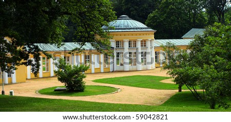 Ferdinand's Spring, Marianske Lazne Spa, Czech Republic, Europe (state-owned property)