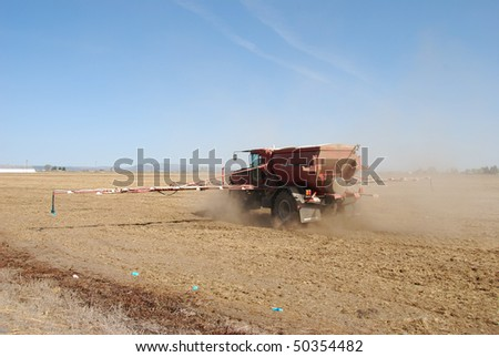 Fertilizer Spreader Stock Photos Images Amp Pictures