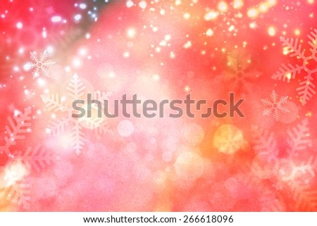 Festive Christmas background. Abstract bright background. - stock photo