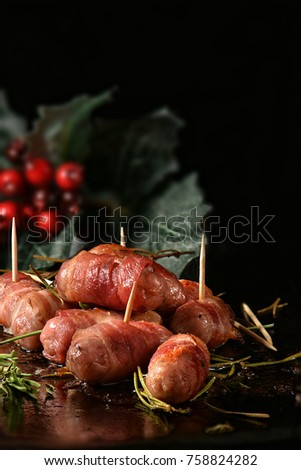 stock-photo-festive-cocktail-sausages-wr