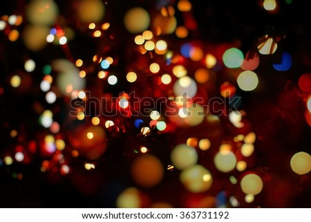 Festive elegant abstract background