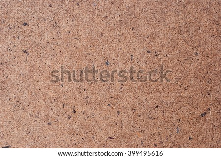 Fibreboard texture. The Image can be used as a background.
