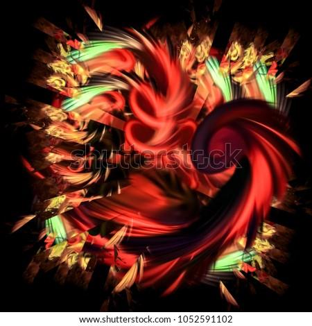 Вакханалия огня