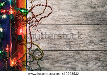 stock photo: cinco de mayo background