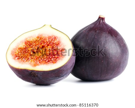 Figs fruit - stock photo