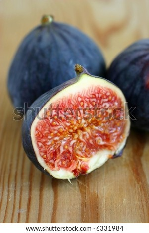 Figs - shallow DOF