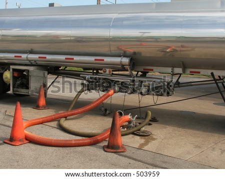filler up - stock photo