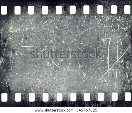 Film Frame Texture Stock Photo (Download Now) 345767825 - Shutterstock