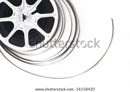 Film movie - stock photo