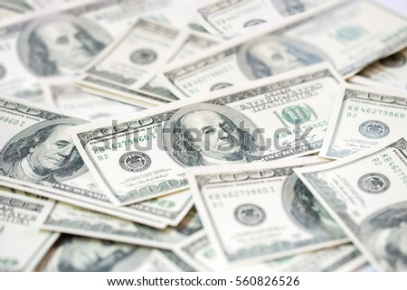 Financial concept, closeup Washington on dollar bill - use for background,Cash dollar signs Texture, American Dollar bills ,closeup Washington on one dollar bill - use for background,