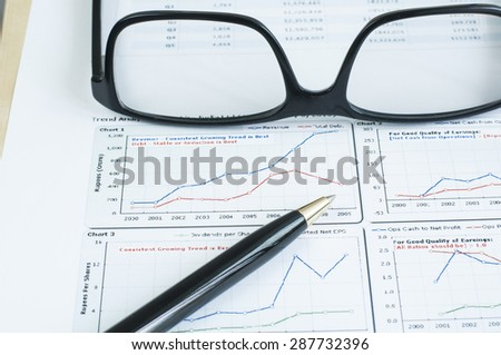 Financial graph analysis
