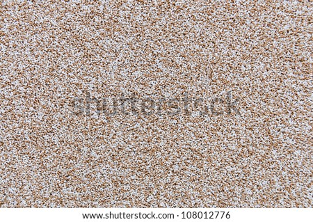 Fine decoration texture with drops of pebbles - stock photo
