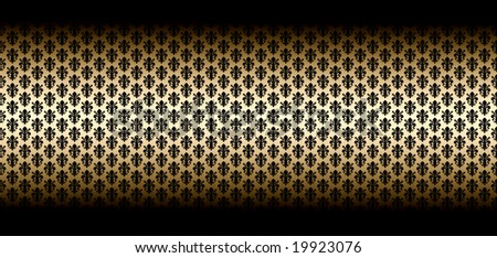 fine image of pattern floral background - stock photo