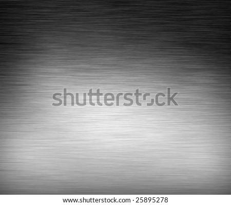 Fine maps of brushed metal texture. Background image 04 - stock photo