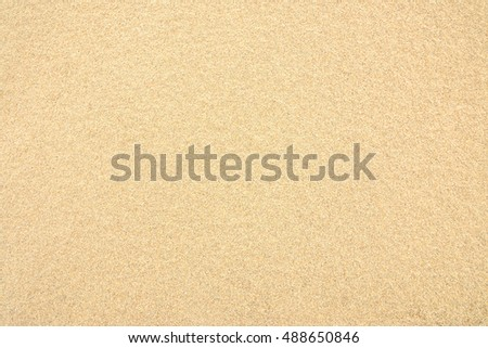 Fine Sand Texture. Sand on beach for background. Top view