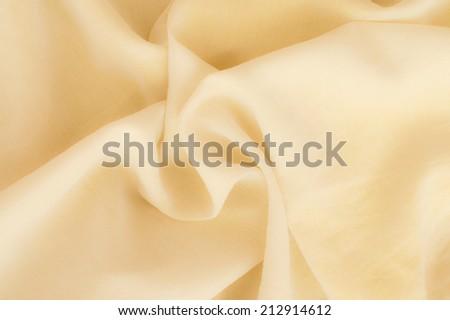 fine silk texture - stock photo