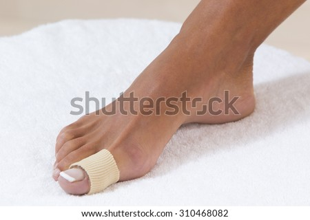 finger foot protection
