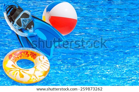 Swimming Pool Beach Ball Background stock images, royalty-free images & vectors | shutterstock
