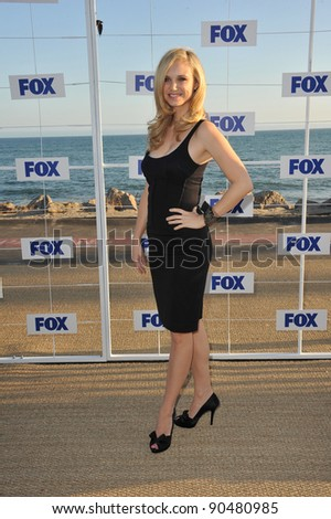 Fiona Gubelmann at the Fox TV Summer 2011 All-Star Party at Gladstones Restaurant, Malibu. August 5, 2011  Malibu, CA Picture: Paul Smith / Featureflash - stock photo