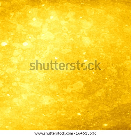 fire: abstract blurred orange background with a highlight in it - stock photo