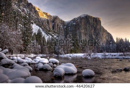 First Sun hits El Capitan