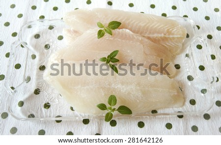 fish Fillet - stock photo
