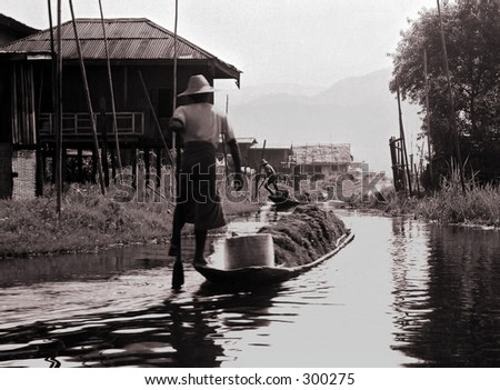 Fishermen, Inle Lake, Burma