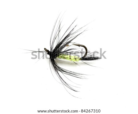 Fishing bait - stock photo