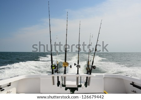Fishing boat Virginia Beach