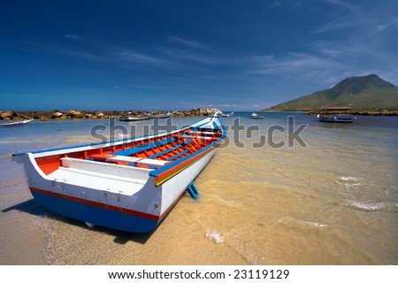 Fishing Boats ashore