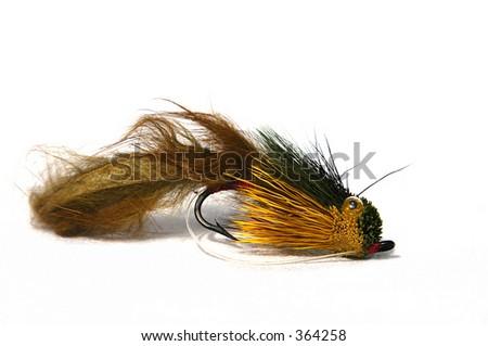 Fishing Lure - stock photo