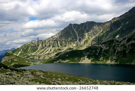 Five Ponds Valley, Tatra Mountains, Poland