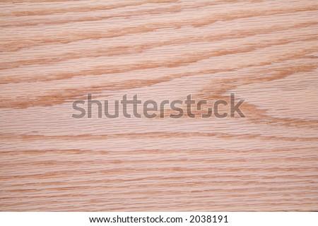 Flat sawn american red oak wood - stock photo