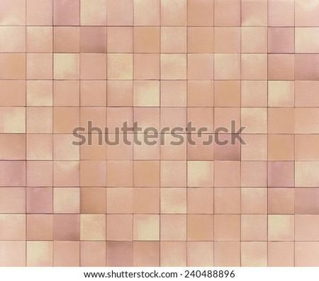 floor or wall tiles - stock photo