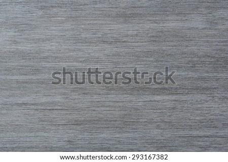 Floor tile with grain across in gray. - stock photo