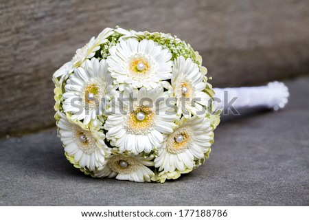 floral bouquet  - stock photo