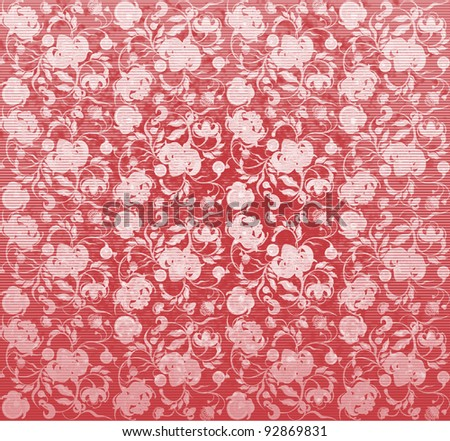 floral design pinky