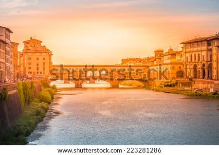 Florence, Italy - stock photo