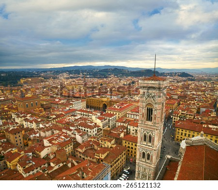 Florence, Italy - stock photo