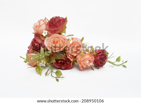 flowers arrangement - stock photo