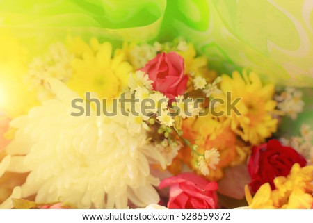 flowers arrangements - spring roses celebration bouquet pastel
