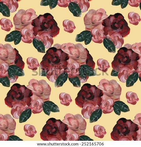 Flowers bunch - stock photo