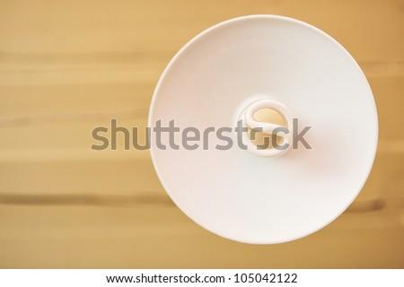fluorescent energy saving light bulbs - stock photo