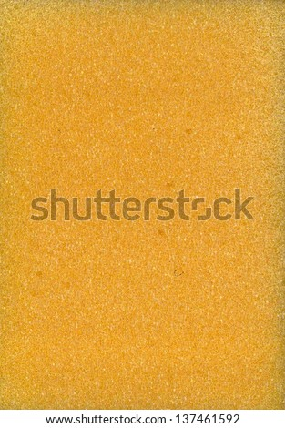 foam rubber background close up - stock photo